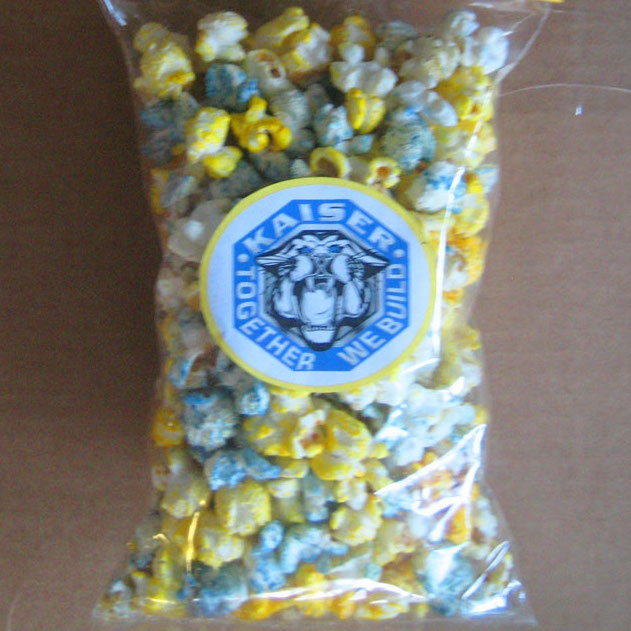 kaiser colored kettle corn