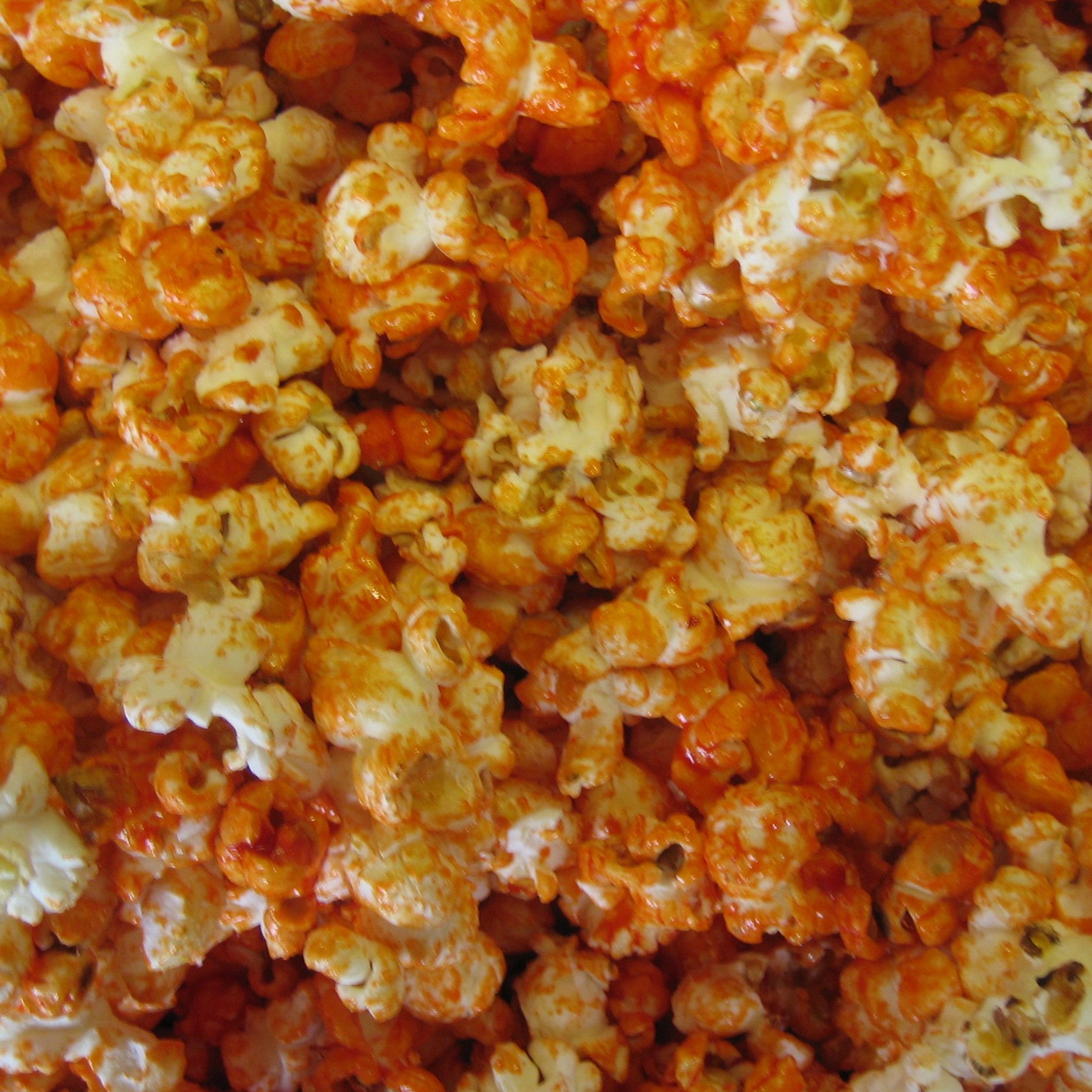 orange kettle corn
