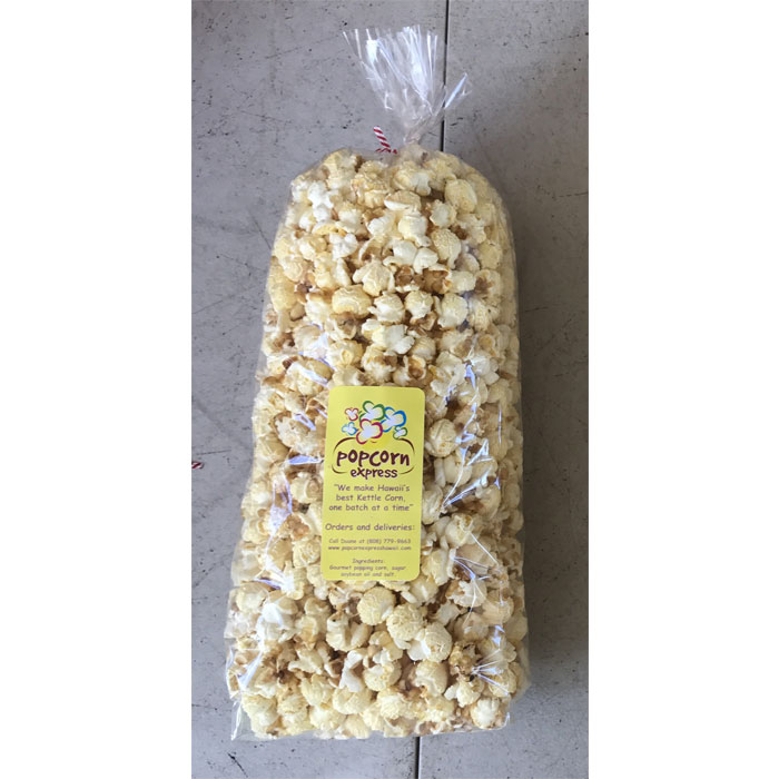 4 quarts kettle corn